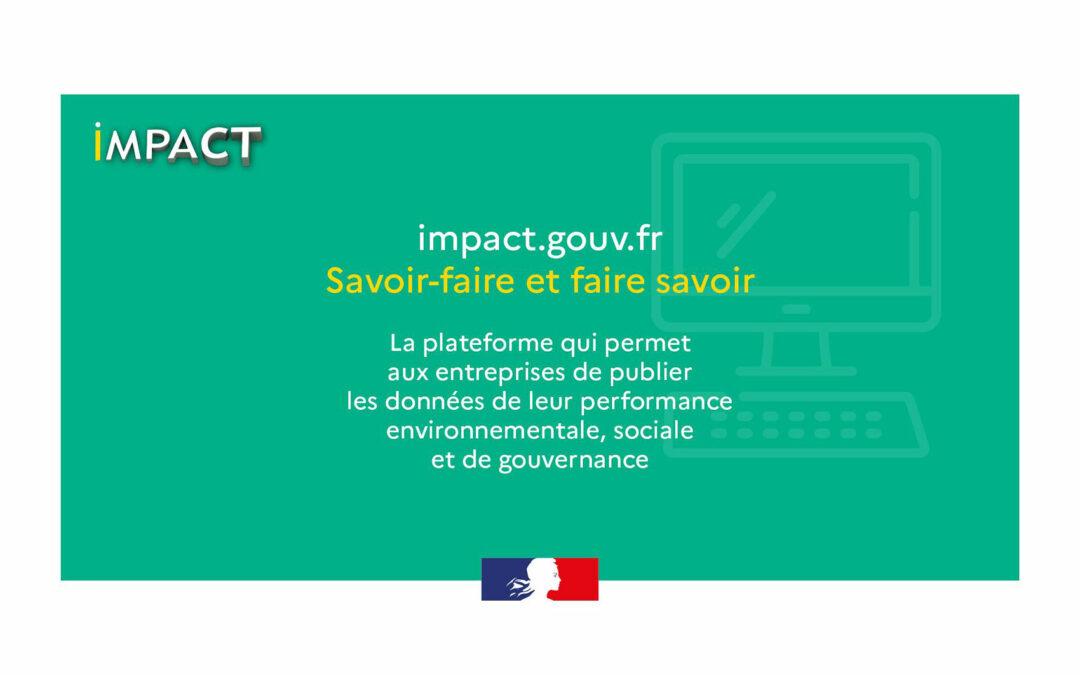 Amicio rejoint la plateforme IMPACT lancée par le gouvernement