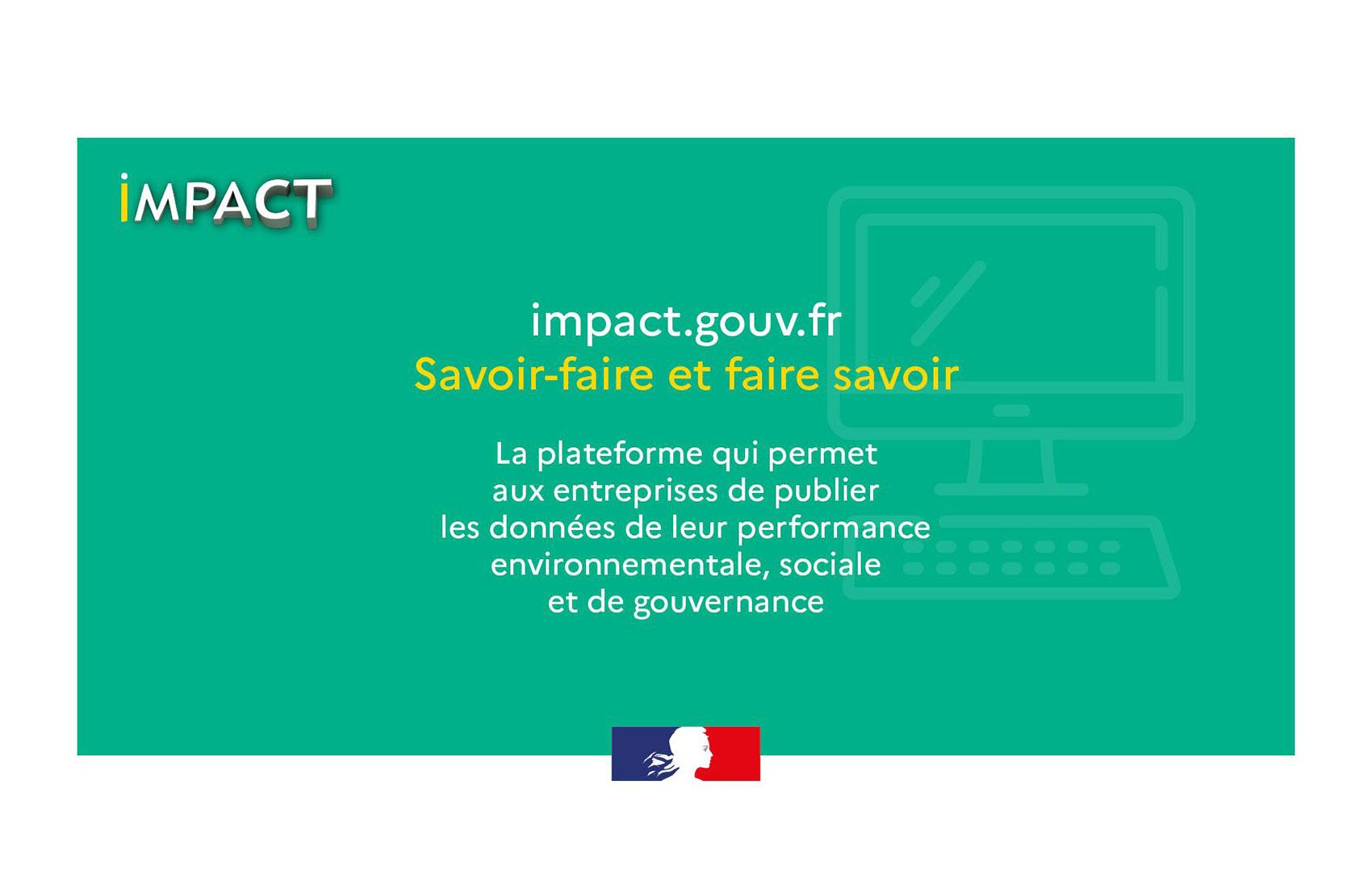 plateforme IMPACT